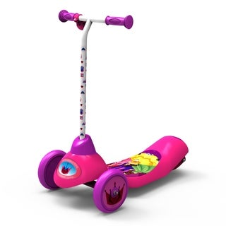 Disney Princess Safe Start 3-Wheel Electric Scooter