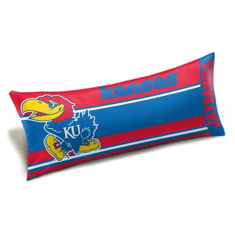 COL 159 Kansas Seal Body Pillow