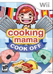 Wii - Cooking Mama: Cook Off