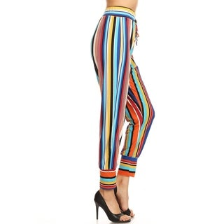 Women's Multi-Colored Harlem Pants