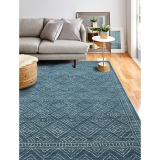 Link to Ester Transitional Hand Tufted Area Rug Similar Items in Transitional Rugs
