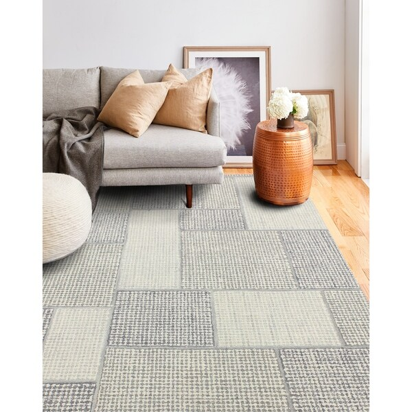 Elise Transitional Hand Tufted Area Rug. Opens flyout.