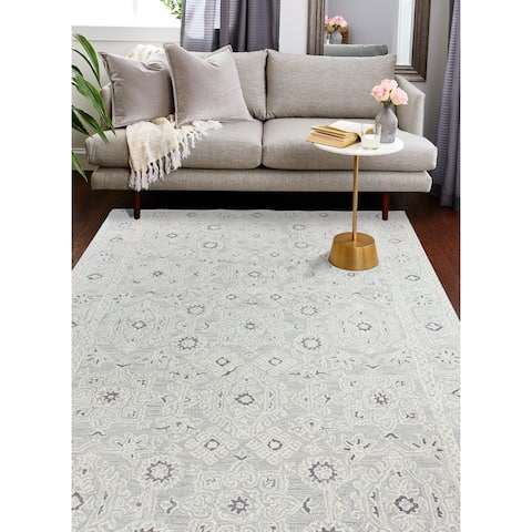 Vera Contemporary Hand Tufted Area Rug