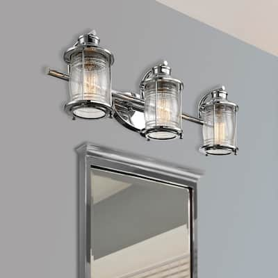 Copper Grove Bathroom Vanity Lights