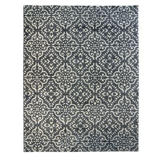 "Upton Harwood Gray Area Rug (8'10"" x 12'5"") by Gertmenian - 8'10"" x 12'2"""
