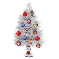 Kurt Adler 15-inch Paw Patrol Mini Tree with Ornaments