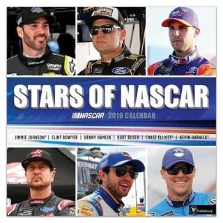 2019 Stars of NASCAR Wall Calendar