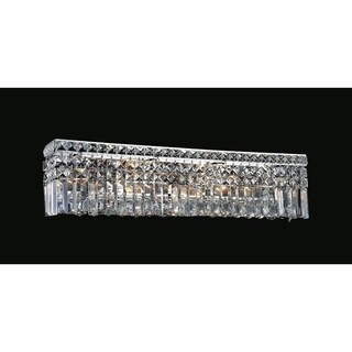 Colosseum Chrome Stainless Steel 6-light Wall Sconce