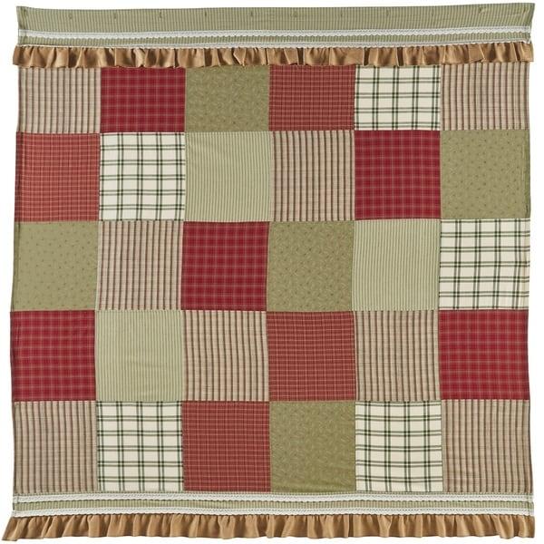 Choose Your Accessories! Praire Winds Farmhouse Patchwork Queen Quilt