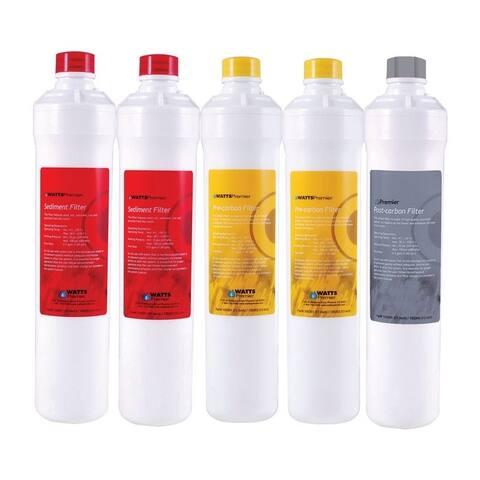 Watts Premier Water Filter Kit
