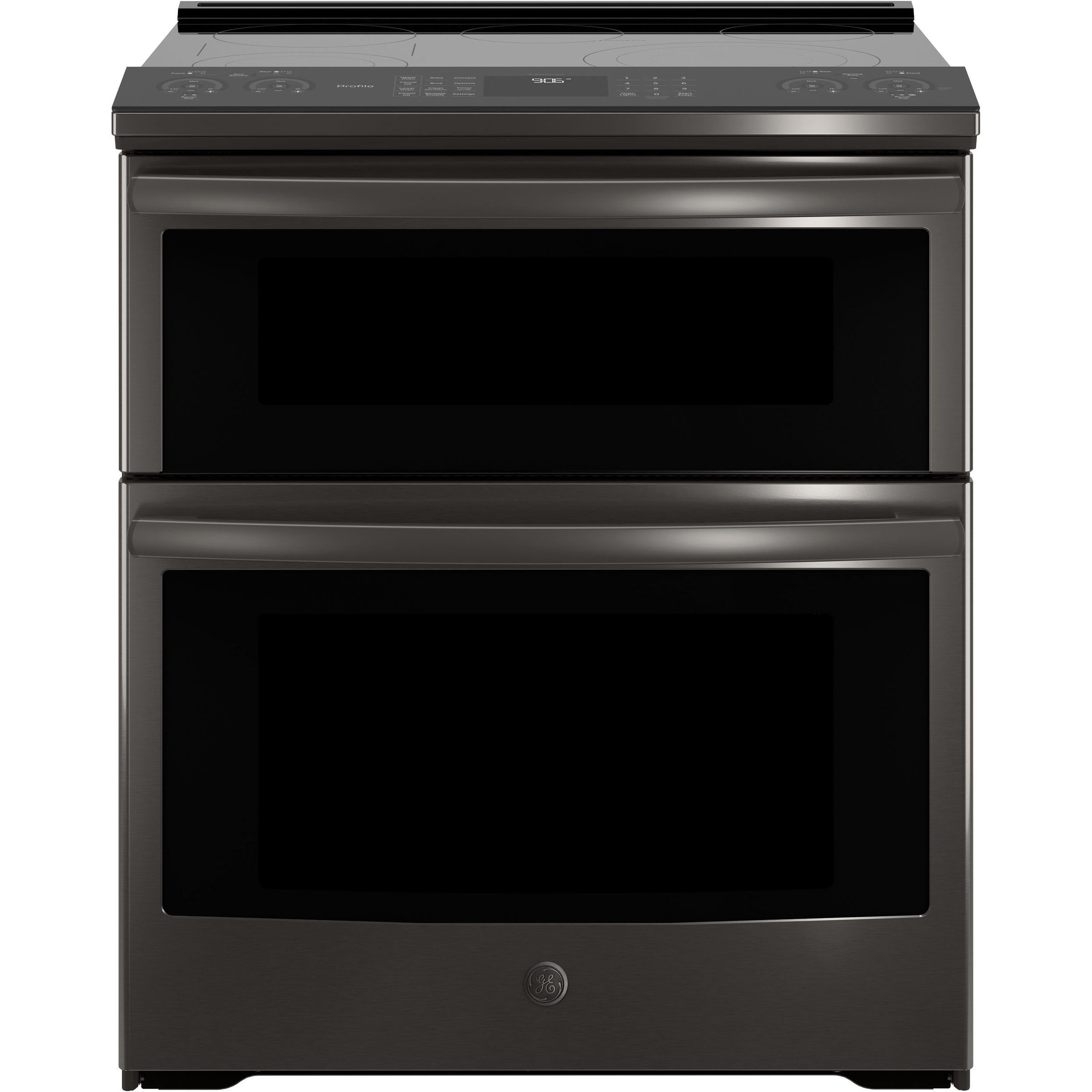 GE Profile Series 30 Slide-In Electric Double Oven Convection Range