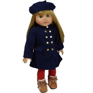 Military Coat with hat