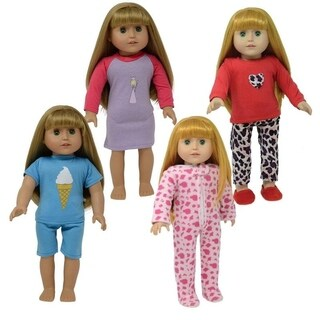 Set of 4 Pajamas
