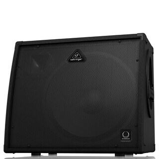 """Behringer Ultratone KXD15 600-Watt 4-Channel PA System/Keyboard Amp w/15"""" Speaker"""