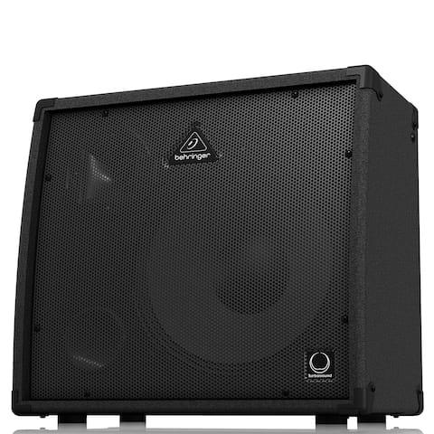 """Behringer Ultratone KXD12 600-Watt 4-Channel PA System/Keyboard Amp w/12"""" Speaker"""