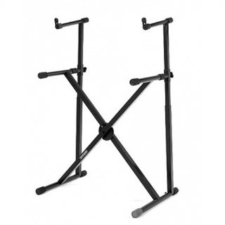 Hercules - KS110B - 2 Tier X Type Keyboard Stand Model