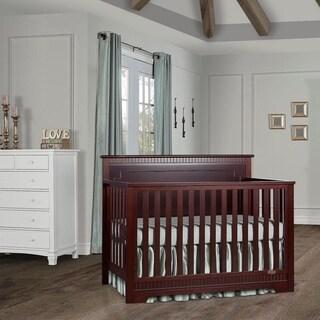 Dream On Me Morgan 5 in 1 Convertible Crib
