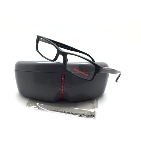 7fda45f35208 Prada Sport Eyeglasses VPS 10A TIQ-1O1 Matte Grey  Green FRAME 54 mm ITALY