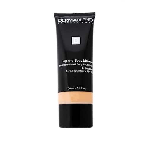 Dermablend Leg & Body Makeup SPF 25 Light Beige 35C 3.4 oz