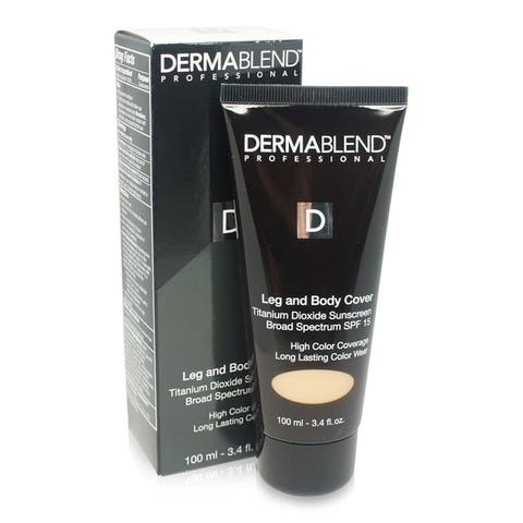 Dermablend Leg and Body Makeup SPF 25 40W Med Golden