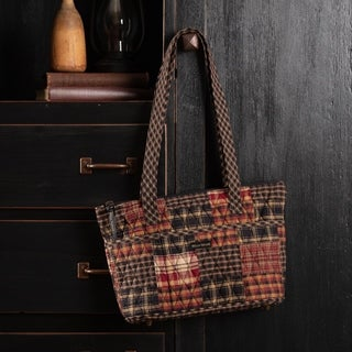 VHC Beckham Rust Red Bella Taylor Handbags Plaid Taylor