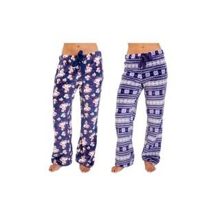 Cherokee Luxe Plush Pajama Pants