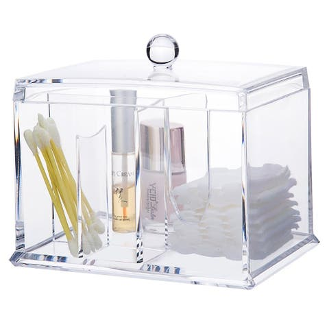 OnDisplay Acrylic Cosmetics and Bath Organizer