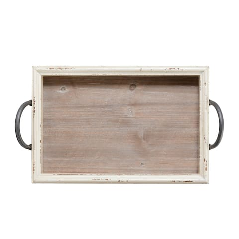 c23d1aafdf Buy Wood Serving Platters & Trays Online at Overstock   Our Best ...