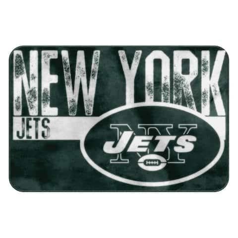 NFL 327 Jets WornOut Foam Mat