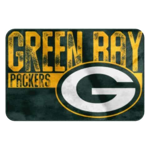NFL 327 Packers WornOut Foam Mat
