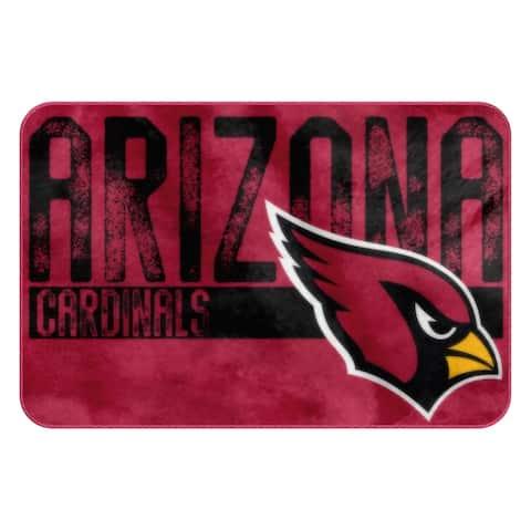 NFL 327 Cardinals WornOut Foam Mat