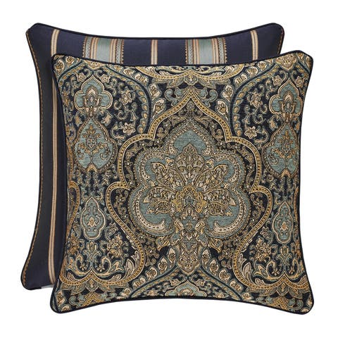 Five Queens Court Palmer 20 Inch Square Pillow