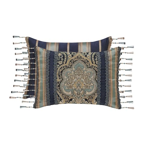 Five Queens Court Palmer Boudoir Pillow