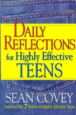 Daily Reflections for Highly Effective Teens (Paperback)