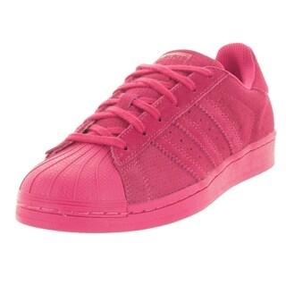 Adidas Kids Superstar J Originals Basketball Shoe