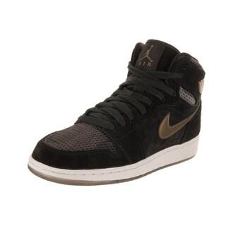 Nike Jordan Kids Air Jordan 1 Ret Hi Prem HC Basketball Shoe