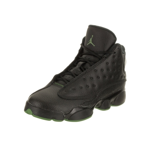 check out a577b 7031b Nike Jordan Kids Air Jordan 13 Retro BG Basketball Shoe
