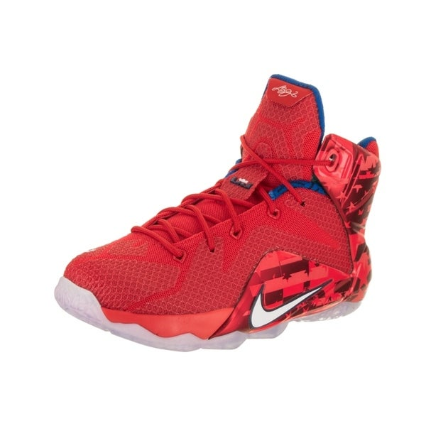 f7f3840733f7 Shop Nike Kids Lebron XII (GS) Basketball Shoe - Free Shipping Today ...