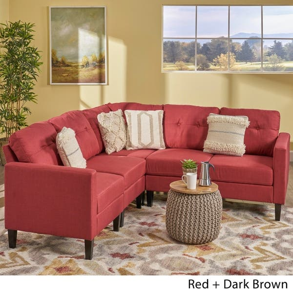 Peachy Shop Delilah Mid Century Modern Sectional Sofa Set By Caraccident5 Cool Chair Designs And Ideas Caraccident5Info