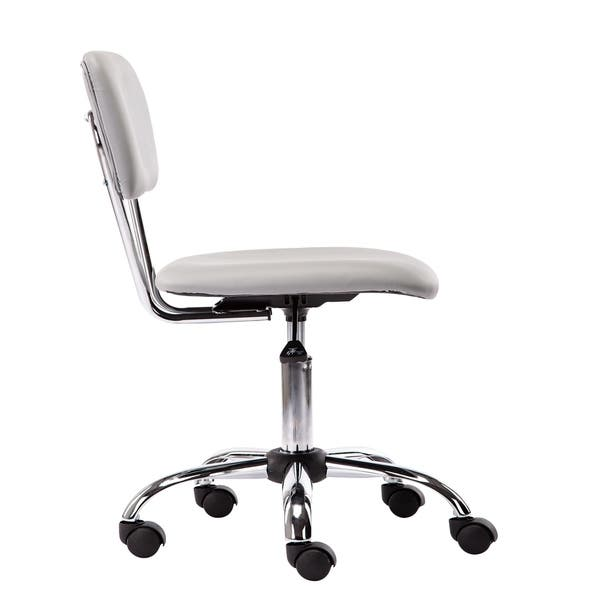 Shop Porthos Home Executive Office Chair Without Arms Premium Comfort Overstock 22893873