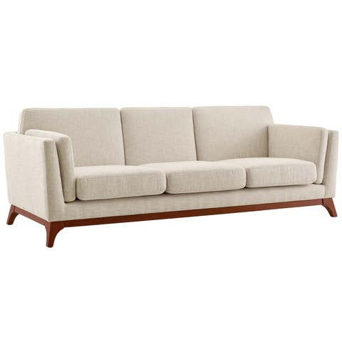 Chance Upholstered Fabric Sofa - n/a