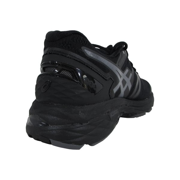 good out x well known sale usa online Shop Asics Womens GEL-Kayano 23 Running Shoes, Black/Onyx/Carbon ...