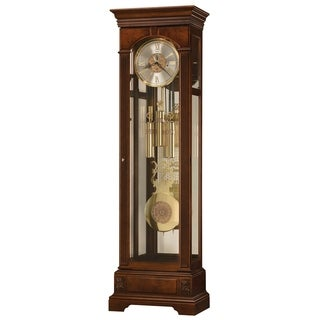 Ridgeway Mildenhall Traditional, Elegant, Chic Contemporary, Grandfather Style Chiming Floor Clock with Pendulum and Movements