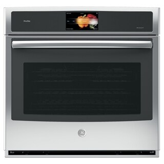 "GE Profile Series 30"" Built-In Single Convection Wall Oven - N/A"
