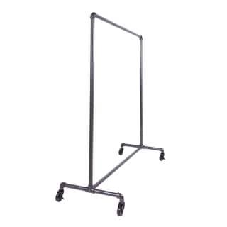 "Econoco PSBB60 60"" Wide Pipeline Non-Adjustable Ballet Bar Rack"