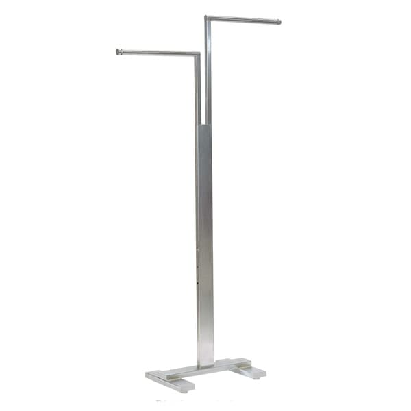 Econoco Bauhaus Series - Commercial 2-Way Rack with Adjustable Arms