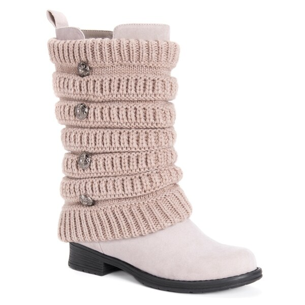 f24d02bb7f1 Shop MUK LUKS® Women's Alissa Boots - Free Shipping Today ...