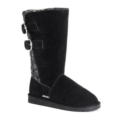 MUK LUKS Womens Jean Boots