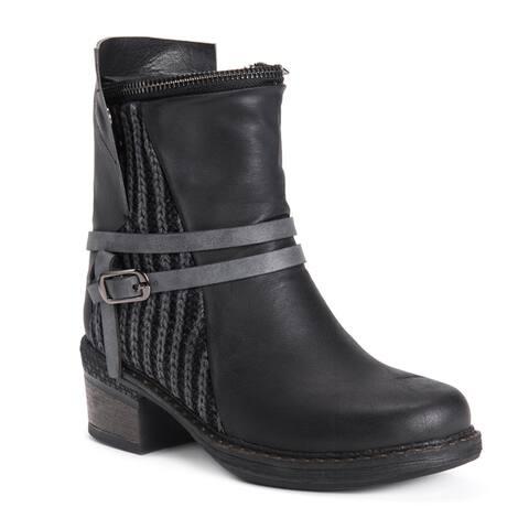 MUK LUKS Womens Nina Boots
