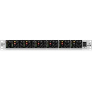 Behringer Powerplay HA6000 High-Power Headphones Mixing and Distribution Amplifier - N/A